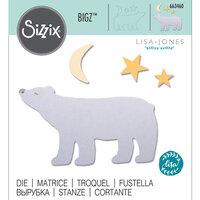 Sizzix - Bigz Die - Polar Bear 2