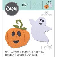 Sizzix - Bigz Die - Happy Halloween