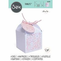 Sizzix - Thinlits Die - Decorative Favour Box