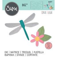 Sizzix - Bigz Die - Dragonfly