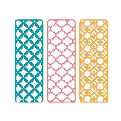 Sizzix - Thinlits Die - Creative Backgrounds