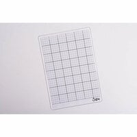Sizzix - Sticky Grid Sheets - 6 x 8.5 - 5 Pack