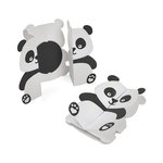 Sizzix - Thinlits Die - Card Panda Fold-a-Long