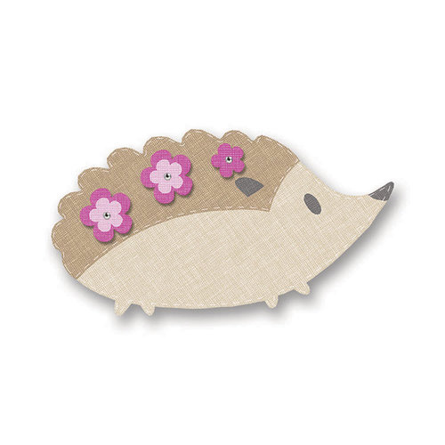 Sizzix - Bigz Die - Hedgehog 2