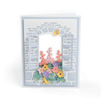 Sizzix - Impresslits Embossing Folder - Window Box