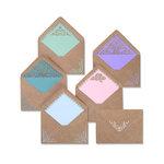 Sizzix - Thinlits Die - Envelope Liners Intricate