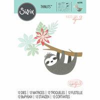 Sizzix - Thinlits Die - Sloth