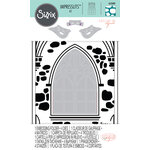 Sizzix - Impresslits - Embossing Folder - Wedding Window