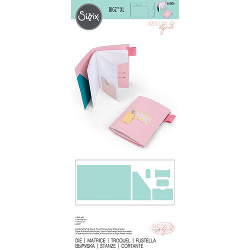 Sizzix - Bigz XL Die - Traveler's Notebook Cover