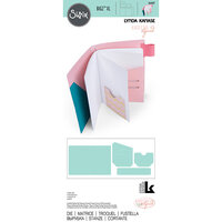 Sizzix - Bigz XL Die - Traveler's Notebook Pages and Pockets