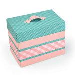 Sizzix - ScoreBoards XL Die - Box Treasure