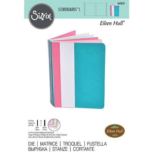 Sizzix - ScoreBoards L Die - Notebook