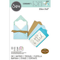 Sizzix - ScoreBoards L Die - Gift Card Folder & Label 2