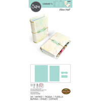 Sizzix - Scoreboards XL Die - Pocket Notebook