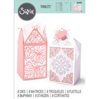Sizzix - Thinlits Die - Elegant Favor Box