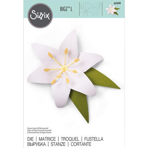 Sizzix - Bigz L Die - Lily