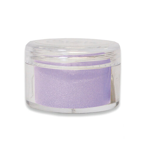 Sizzix - Making Essentials Collection - Opaque Embossing Powder - Lavender Dust