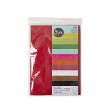 Sizzix - Making Essentials Collection - Accessory - Felt Sheets - Festive