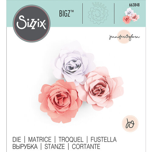 Sizzix - Bigz Die - Grace