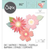 Sizzix - Bigz Die - Bold Blossoms