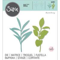 Sizzix - Bigz Die - Tropical Stems