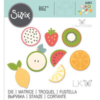 Sizzix - Bigz Die - Fruit Shapes