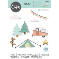 Sizzix - Thinlits Die - Great Outdoors