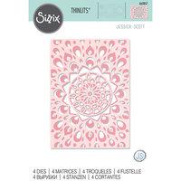 Sizzix - Thinlits Die - Kaleidoscope Layers