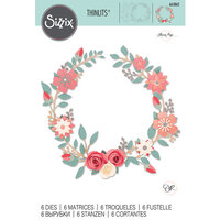 Sizzix - Thinlits Die - Wedding Wreath