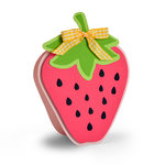 Sizzix - Framelits Die - Strawberry Fold-its