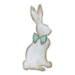 Sizzix - Tim Holtz - Alterations Collection - Bigz Die - Cottontail