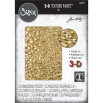 Sizzix - Tim Holtz - 3D Texture Fades Embossing Folder - Crackle