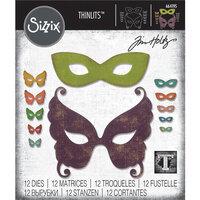 Sizzix - Thinlits Die - Masquerade