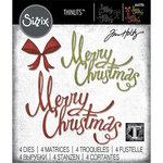 Sizzix - Thinlits Die - Christmas Ribbon
