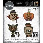 Sizzix - Halloween - Thinlits Die - Hip Haunts