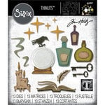 Sizzix - Halloween - Thinlits Die - Regions Beyond