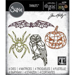 Sizzix - Thinlits Die - Geo Halloween