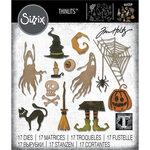 Sizzix - Halloween - Thinlits Die - Frightful Things
