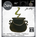 Sizzix - Halloween - Bigz Die - Cauldron