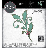 Sizzix - Christmas - Bigz Die - Seasonal Scroll