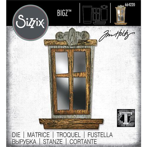 Sizzix - Bigz Die - Window Frame