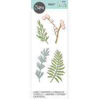 Sizzix - Thinlits Die - Natural Leaves