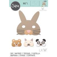 Sizzix - Bigz L Die - Animal Mask