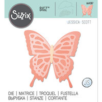 Sizzix - Bigz Die - Layered Butterfly