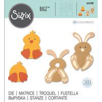 Sizzix - Bigz Die - Spring Friends
