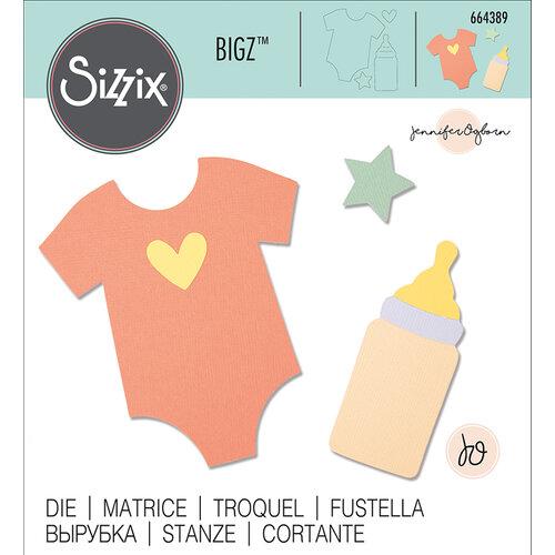 Sizzix - Bigz Die - Nursery