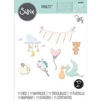 Sizzix - Thinlits Die - Lullaby