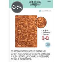 Sizzix - 3D Textured Impressions - Embossing Folders - Floral Mandala