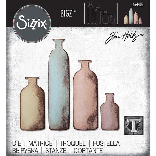 Sizzix - Tim Holtz - Bigz Die - Bottled Up