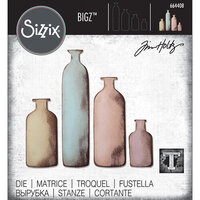 Sizzix - Tim Holtz - Bigz Die - Bottled Up